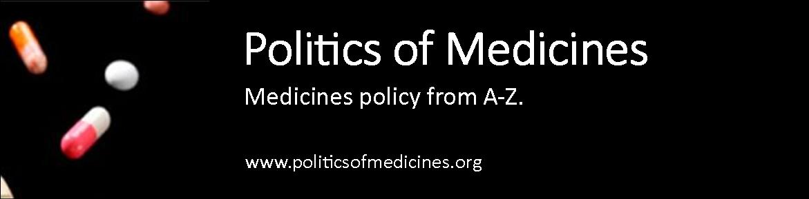 Politics of Medicines Graphic