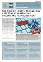 PB Image - Health Technology Assessment